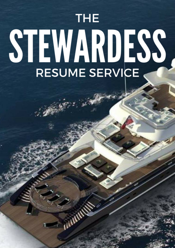 Super Yacht CVResume and Deluxe CV PackagesCV Help