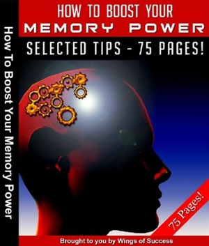 How to boost your memory ebook