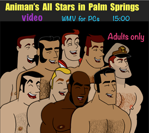 Animan's All Stars in Palm Springs WMV