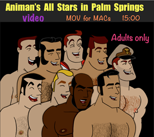 Animan's All Stars in Palm Springs MOV