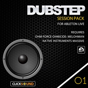 Dubstep Session Pack 1 for Abelton Live