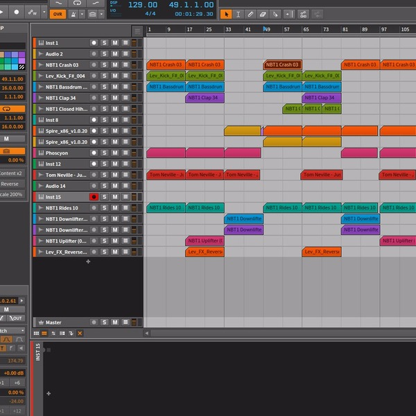 Just Fck Bitwig Studio Project File