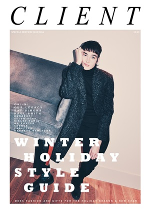 Client Style Winter Holiday Guide 2015/16 (Print Edition)