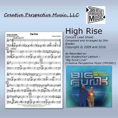 High Rise - Concert Lead Sheet