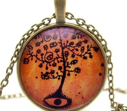 Loovio Jewelry: orange tree