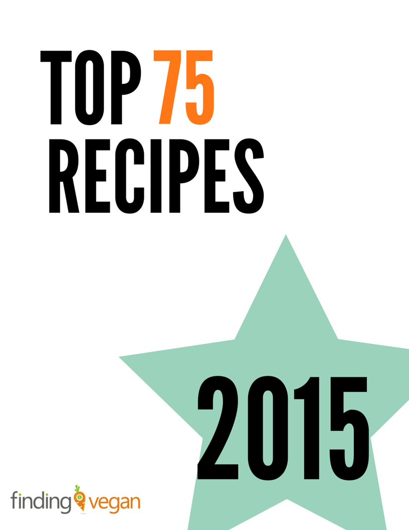 Top 75 Recipes of 2015