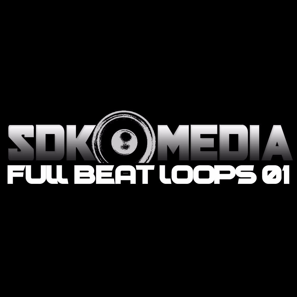 SDK Media – Full Beat Loops 01