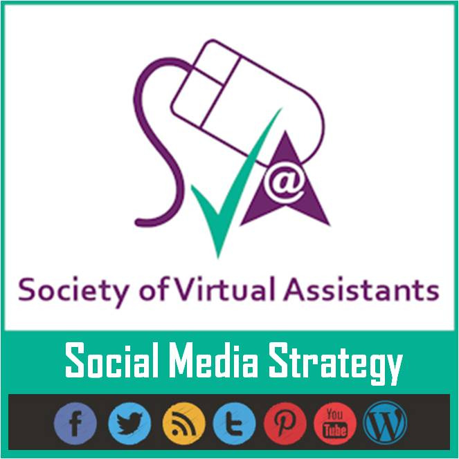 social media strategy for virtual assistants
