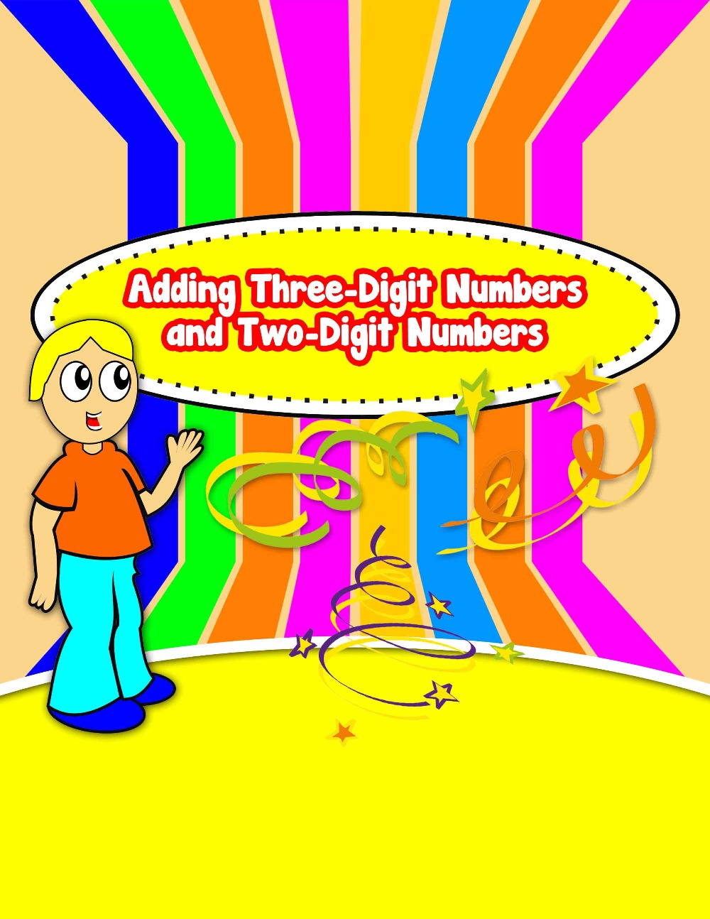 Adding Three Digit Numbers And Two Digit Numbers