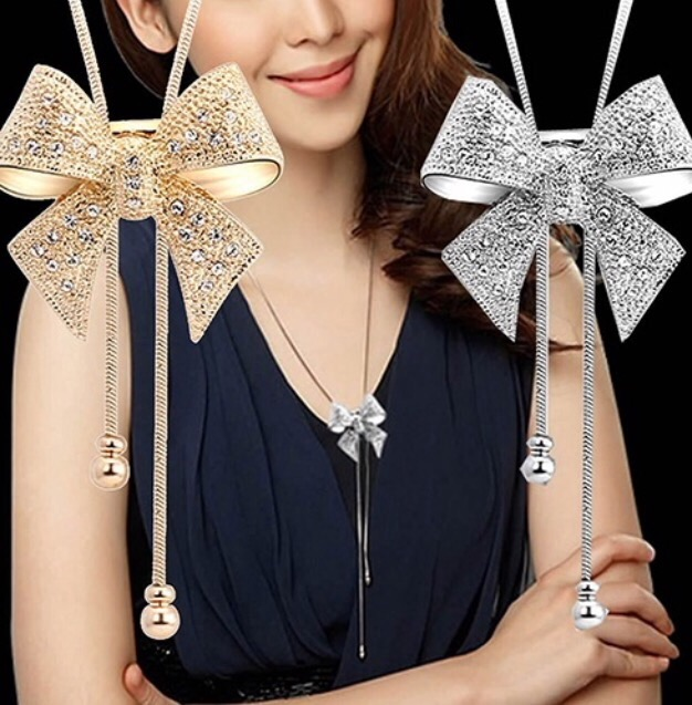 Loovio Jewelry: bow