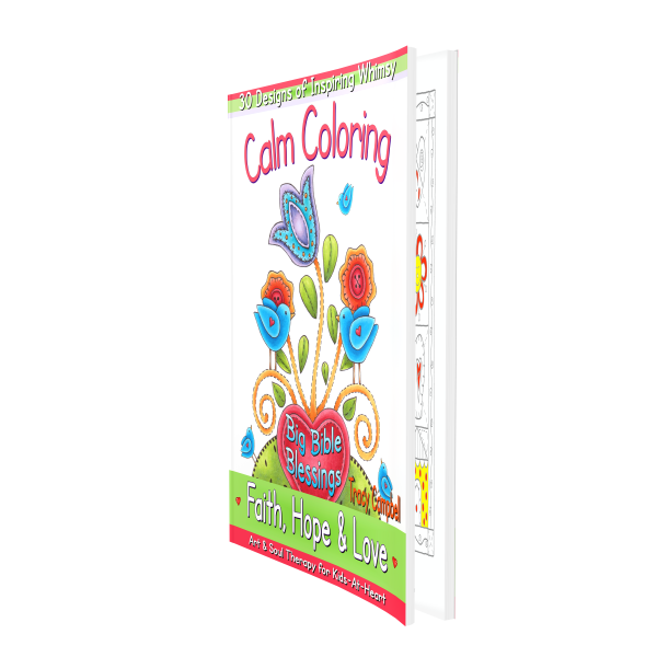 Calm Coloring Review Copy