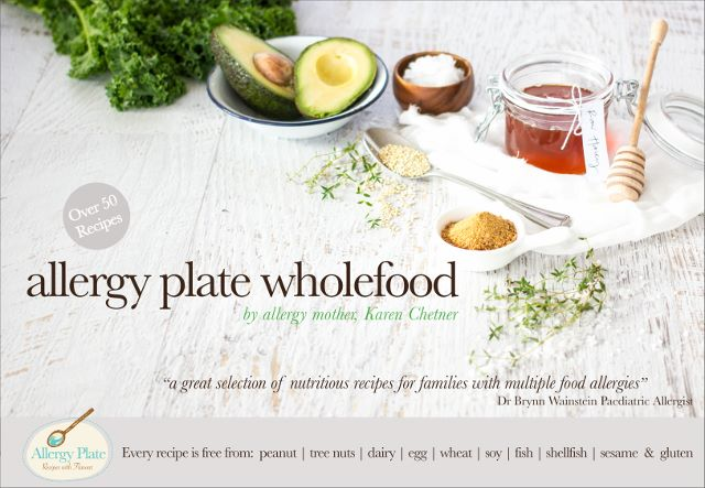 allergy plate wholefood